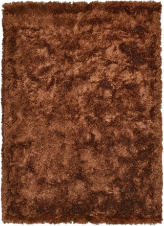 SITAP - Tapis Aster orange 200x200