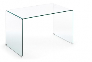 LF - Table basse Burano 125 x 70 cm verre