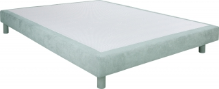 UB DESIGN - Sommier 140 x 190 Chatel Light 140x190cm Bronx water green