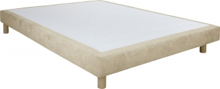 UB DESIGN - Sommier 160 x 200 Chatel Light 160x200cm Bronx beige