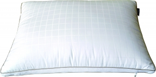LESTRA - Oreiller rectangle FJORD double confort 45x65cm