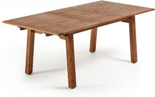 LF - Table de salle à manger Hemming acacia naturel