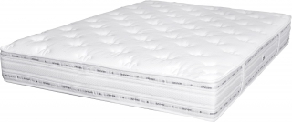 DUVIVIER - Matelas 140 x 190 Grand Confort Visco 140x190