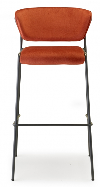 SCAB DESIGN - Tabouret de bar Lisa 2855 rouge