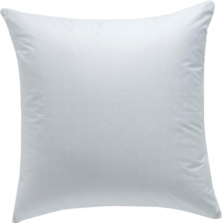 DROUAULT - Oreiller carré Palladium Light naturel 65x65cm