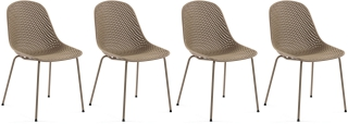 LF - Chaise Quincy chaises beiges