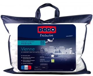 DODO - Oreiller rectangle Vienne 75x50