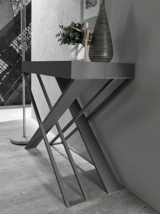 DOMINO - Console X-File anthracite